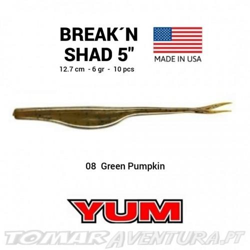 """Yum 5"""" Break´n Shad"""