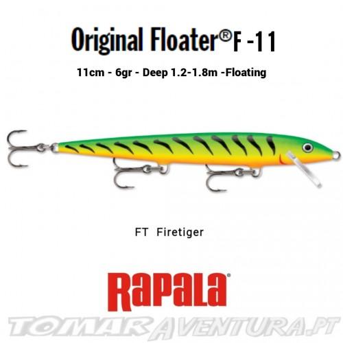 Rapala Original Floater F-11