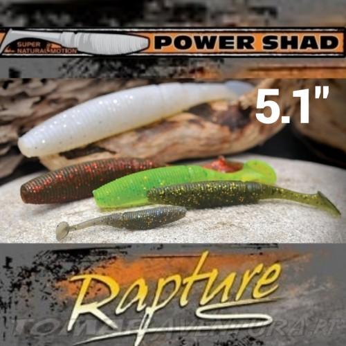 "Rapture Power Shad 5.1"""