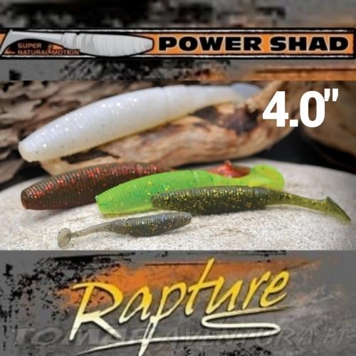 "Rapture Power Shad 4.0"""