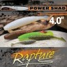 Rapture Power Shad 4.0""