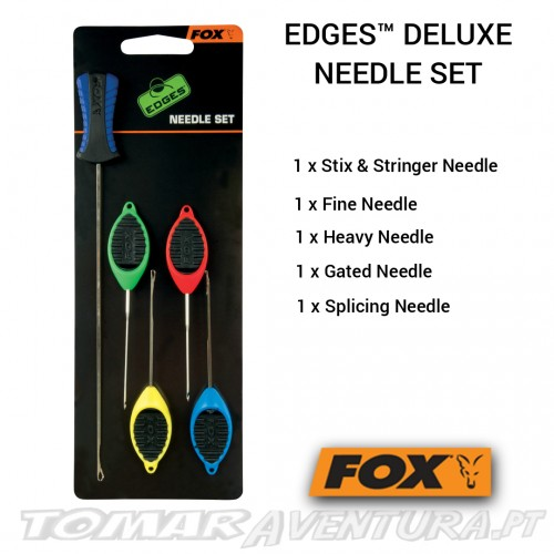 FOX EDGES™ DELUXE NEEDLE SET