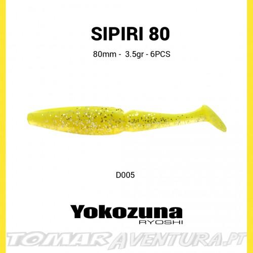 Yokozuna Sipiri 80