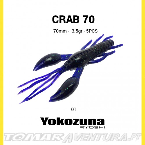 Yokozuna Crab 70