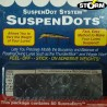 Storm SuspenDots Removable Adhesive Weights 80 Pk