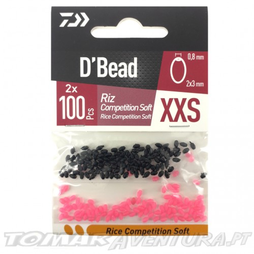 Daiwa D´Bead Riz Competition Soft XXS