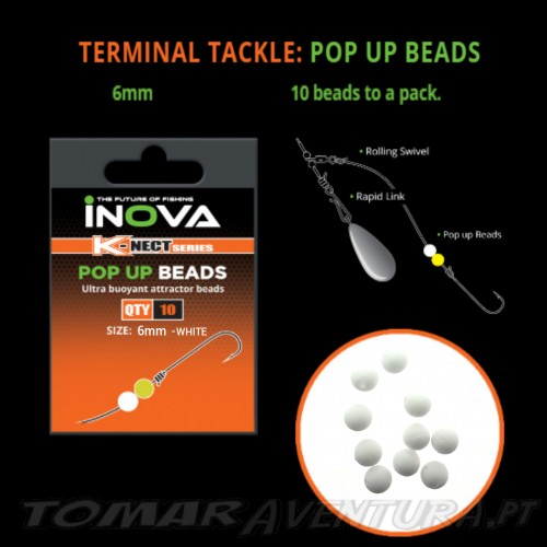 Inova Pop Up Beads 6mm
