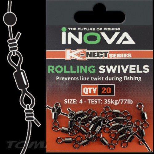 Inova Rolling Swivels