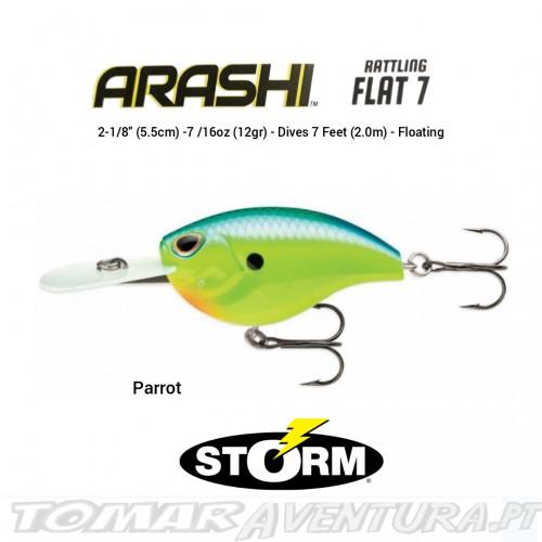 Storm Arashi Rattling Flat 7