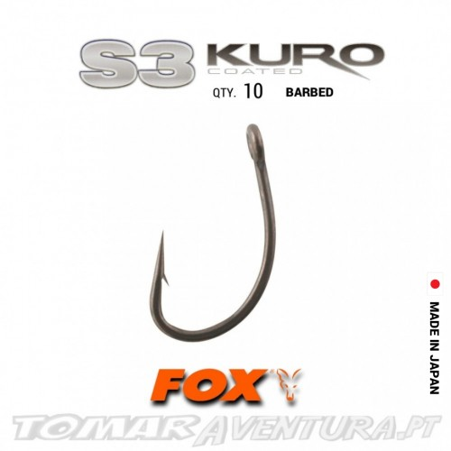 Anzois Fox S3 Kuro