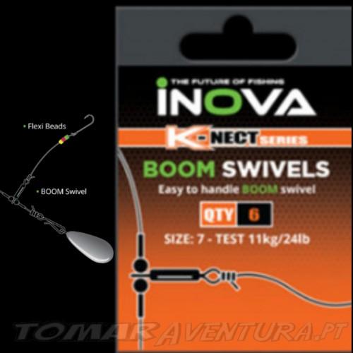 Inova Boom Swivels Size 7
