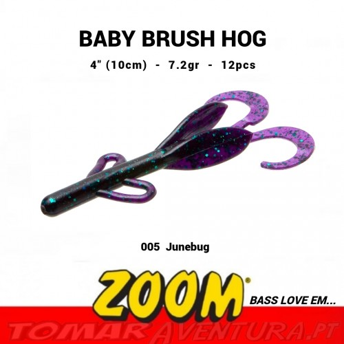 Zoom Baby Brush Hog
