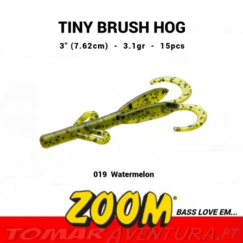 Zoom Tiny Brush Hog