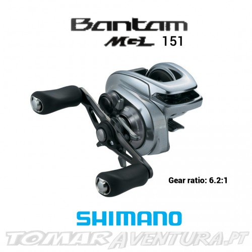 Carreto Shimano Bantam Mgl 151
