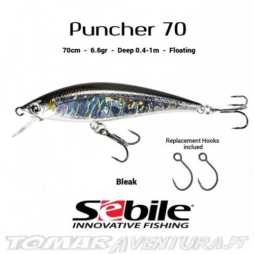 Sebile Puncher 70