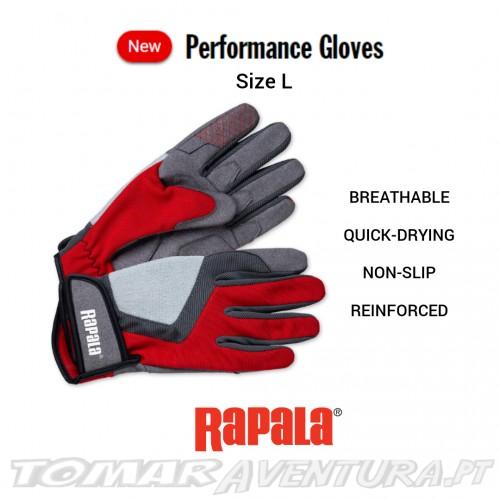 Luvas Rapala Performance Gloves