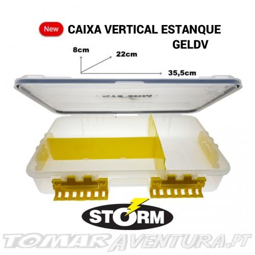 Storm Caixa Vertical Estanque 35.5x22x8cm