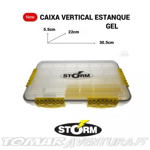 Storm Caixa Vertical Estanque 35.5x22x5.5cm