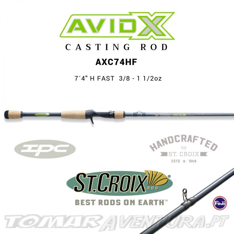 Cana St Croix Avid X Casting AXC74HF