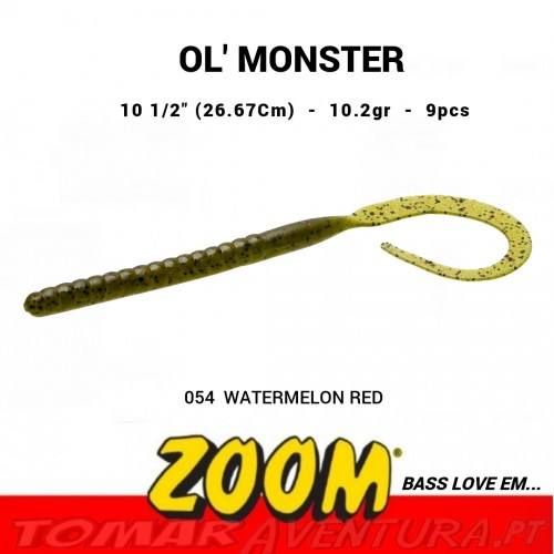 Zoom OL' MONSTER