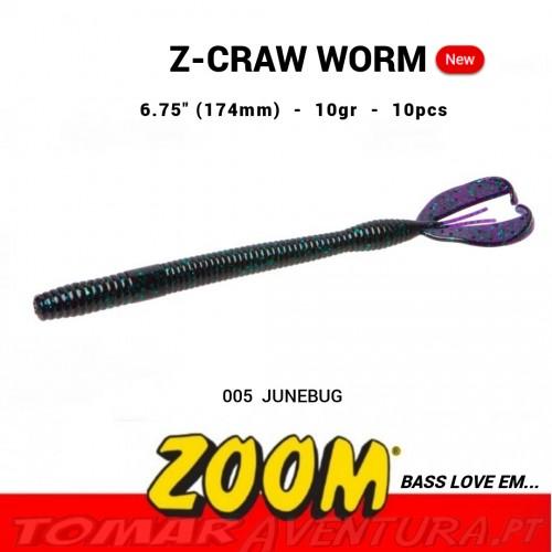 Zoom Z-CRAW WORM