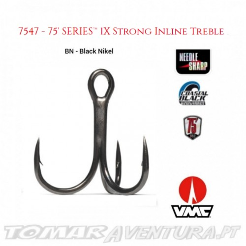 VMC 7547 BN Treble Hook