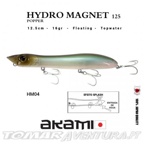 Akami Hydro Magnet 125