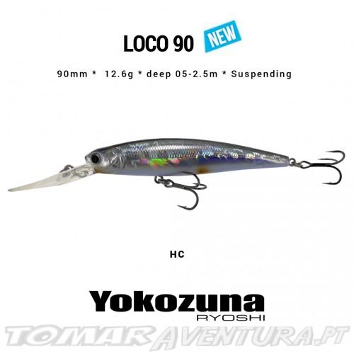 Yokozuna Loco 90 SP