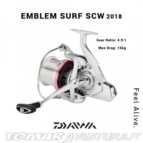 Daiwa Emblem 35 SCW 2018