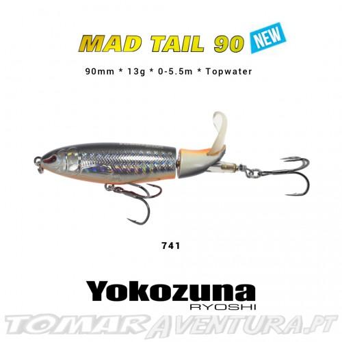 Yokozuna Mad Tail 90