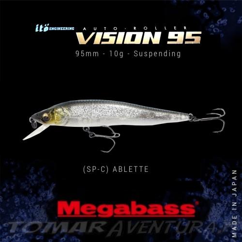 Megabass Vision 95 SP