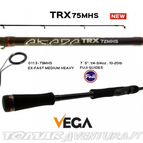 Cana Spinning Vega Akada TRX 75MHS