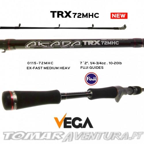 Cana Baitcasting Vega Akada TRX 72MHC