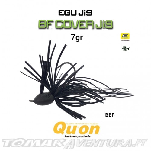 QU-ON BF COVER JIG 7g