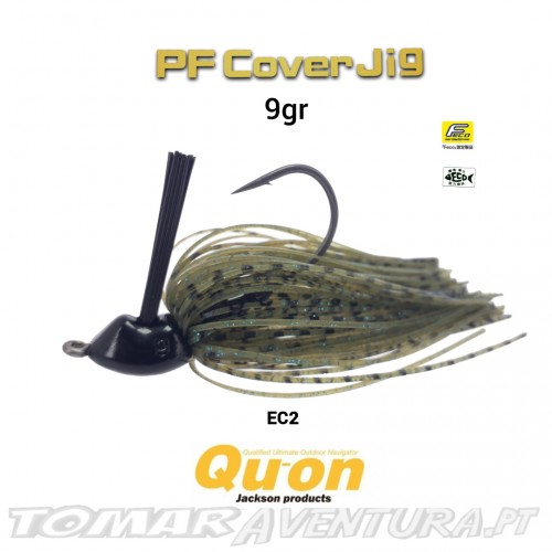 QU-ON PF Cover Jig 9g