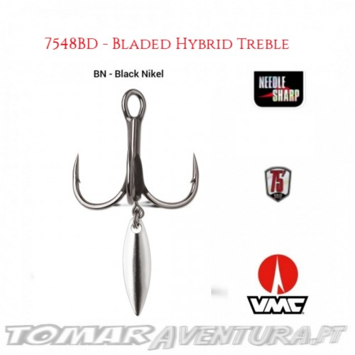 VMC 7548 Bladed Hybrid Treble