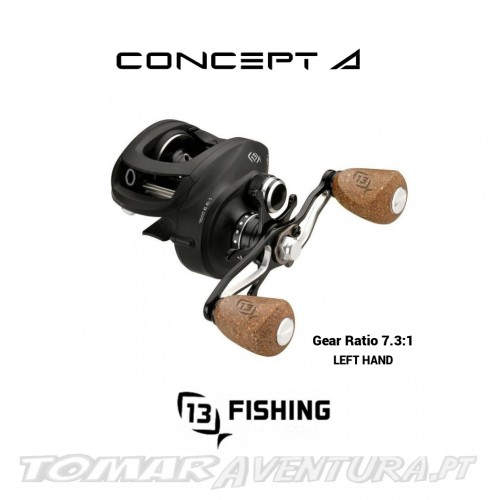 Carreto Baitcasting 13 Fishing CONCEPT A 7.3:1 LH