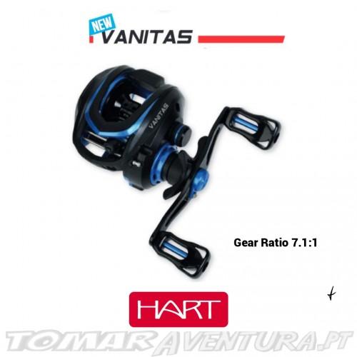 Carreto Baitcasting Hart Vanitas