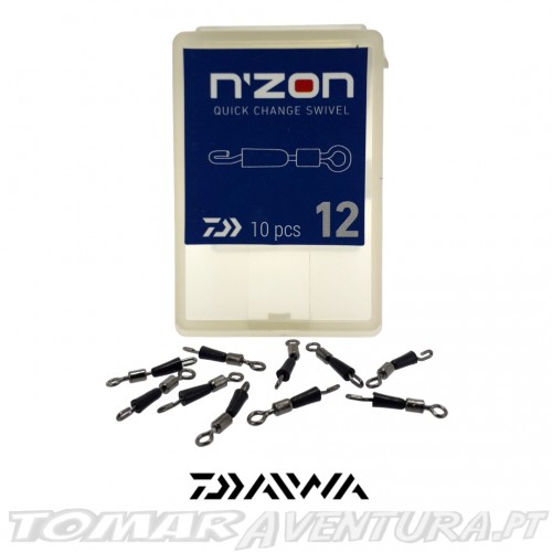 N´Zon Quick Change Swivel