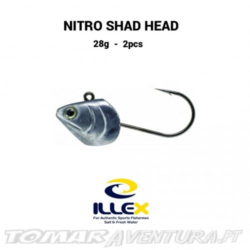 Illex Nitro Shad Head