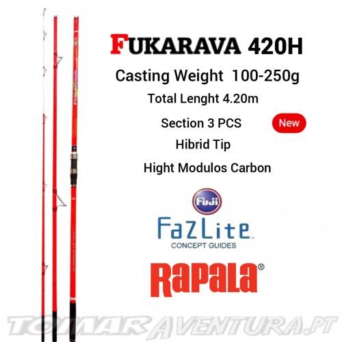 Cana Surfcasting Rapala Fukarava 420H Hibrid TIP