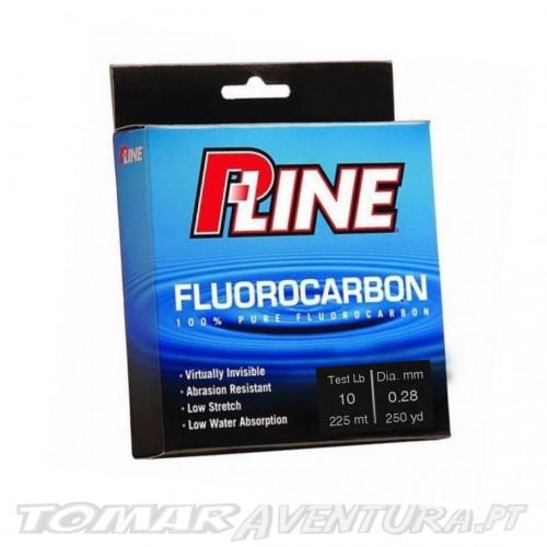 P-LINE 100% FLUOROCARBON SOFT 225M