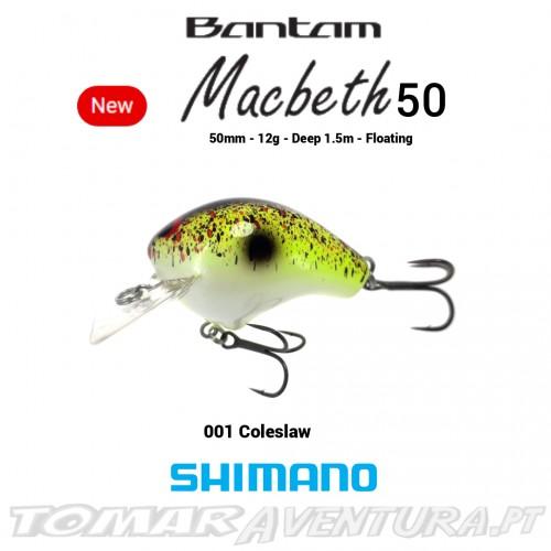 Shimano Bantam Macbeth 50