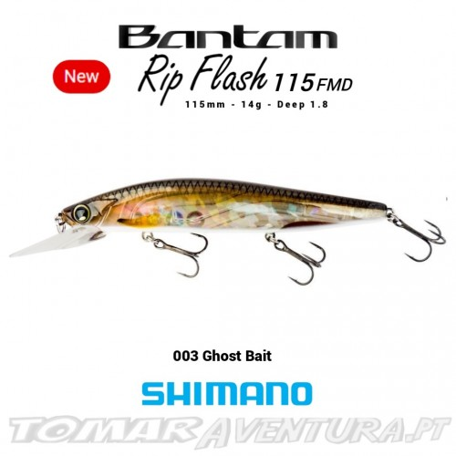 Shimano Bantam Rip Flash 115FMD