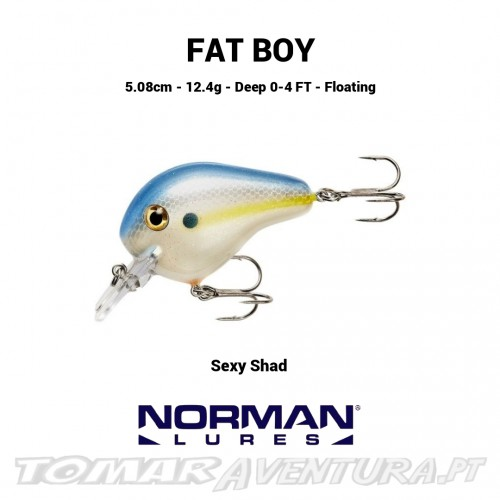 Norman Fat Boy
