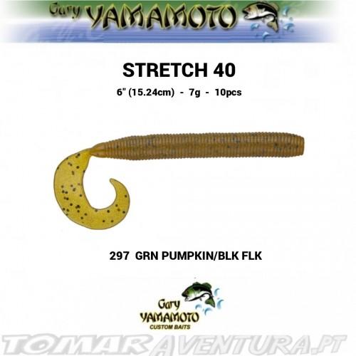 Gary Yamamoto Stretch 40