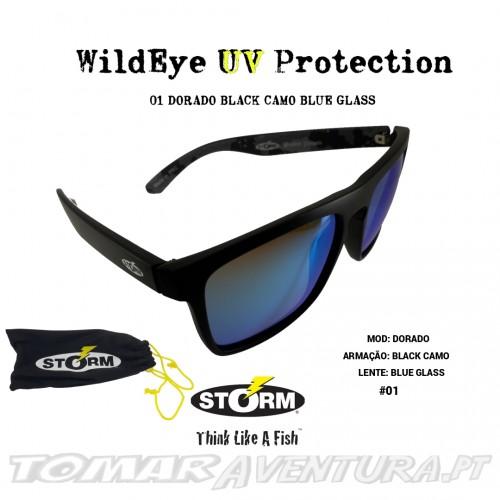 Oculos Storm Wildeye UV Protection Sunglasses