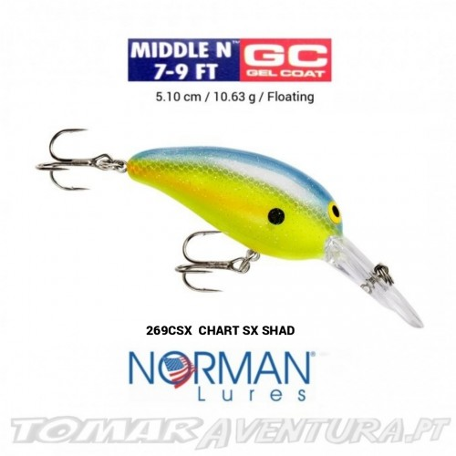 Amostra Norman Middle N 7-9 FT