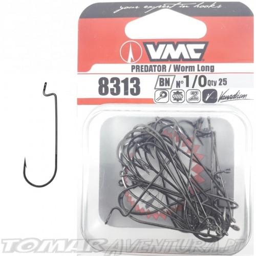 Anzois VMC 8313 BN Predator / Worm Long