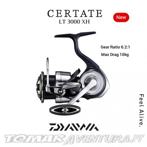 Carreto Spinning Daiwa Certate 19 LT 3000 XH